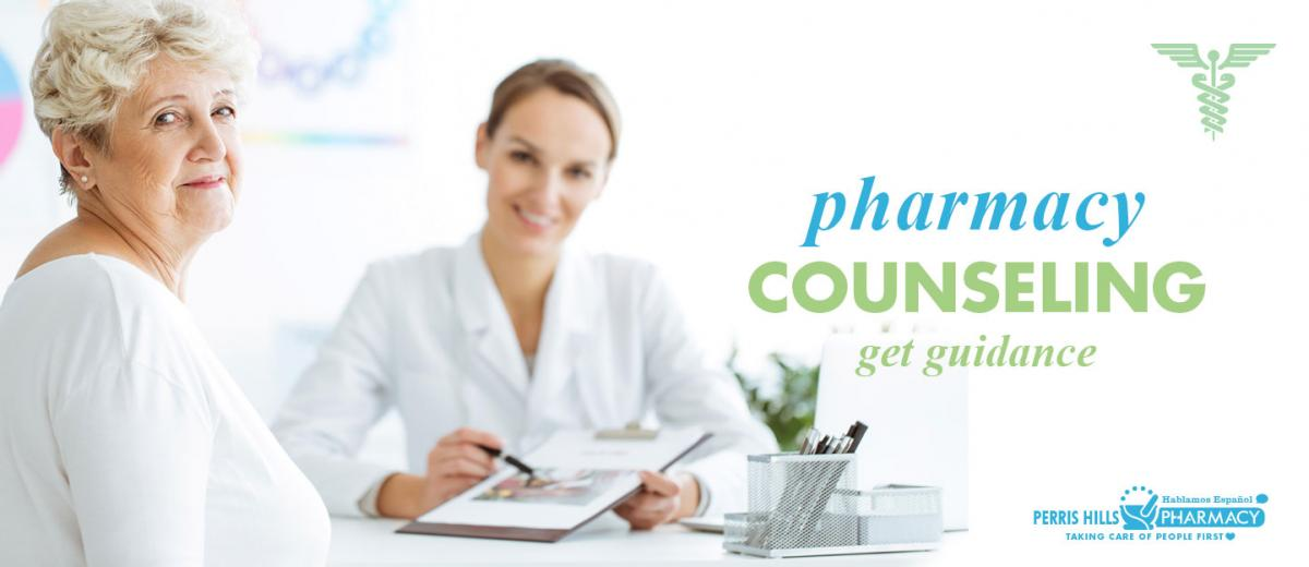 Pharmacy Counseling at Perris Hills Pharmacy