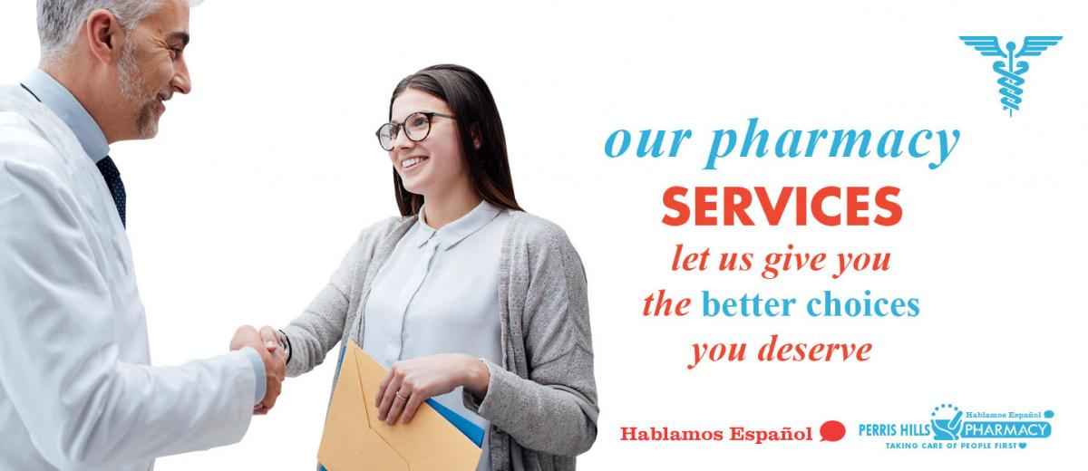 Perris Hills Pharmacy Services
